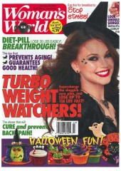 Woman's World Oct 22 2012 cover